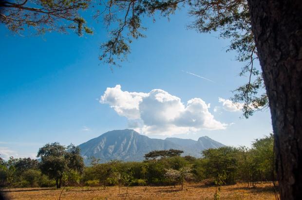 Baluran Mountain