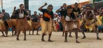 Seka dance from Komoro tribe