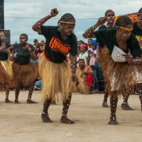 Seka dance from Komoro tribe