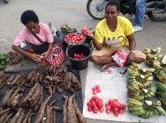 Hasil kebun Mama-mama Papua.