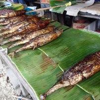 Rp.15.000 per ekor untuk Ikan Asap
