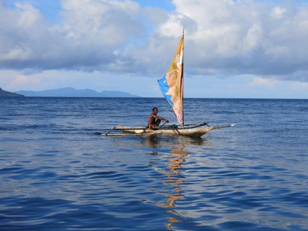 Nelayan Tradisional di KKPD Selat Dampir